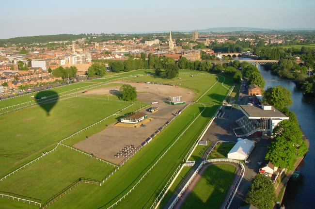 Ostlers - Worcester Racecourse